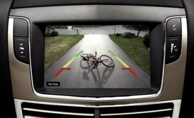 Настройка камеры заднего вида на автомобиле
