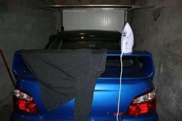 Для чего нужен спойлер на машине?