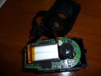 Что такое датчик удара в видеорегистраторе?