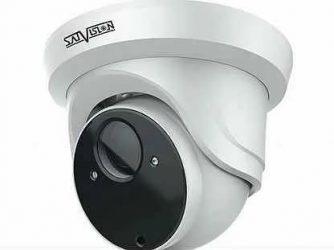 Как подключить купольную камеру видеонаблюдения?