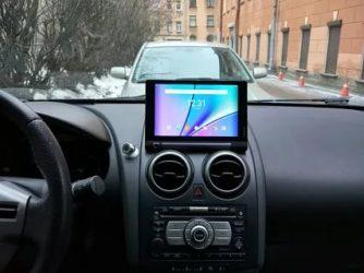 Экран в машину вместо магнитолы